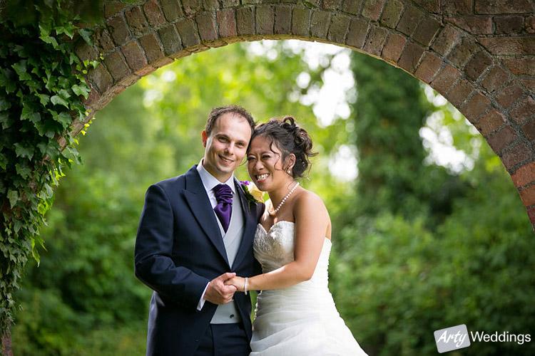 Fanhams Hall Wedding Photographer Hertfordshire