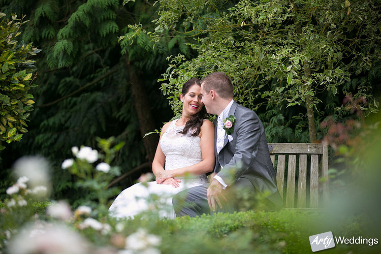 Wedding Photography at The Orangery – Turkey Mill