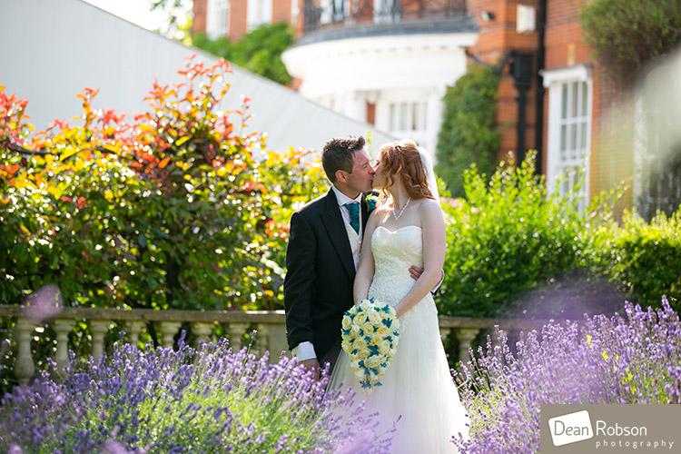 Hunton Park Wedding Photography July