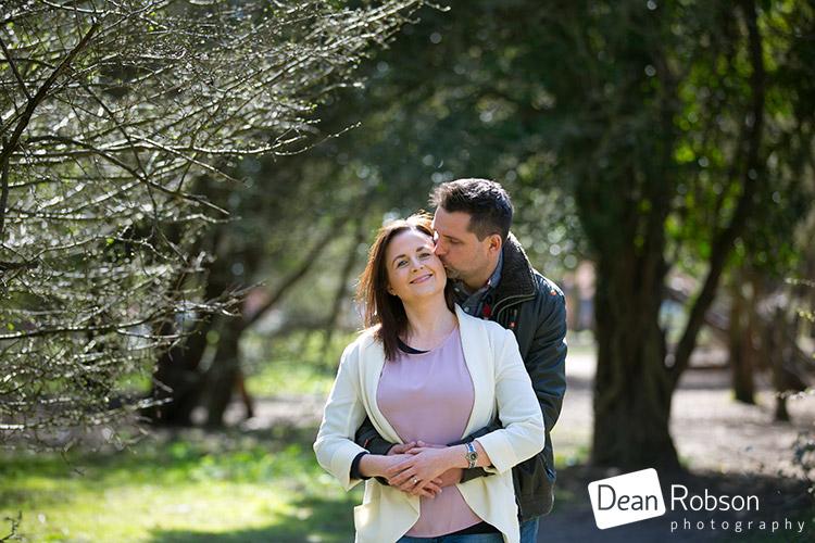 Hatfield Forest Pre-wedding Shoot – April 2015