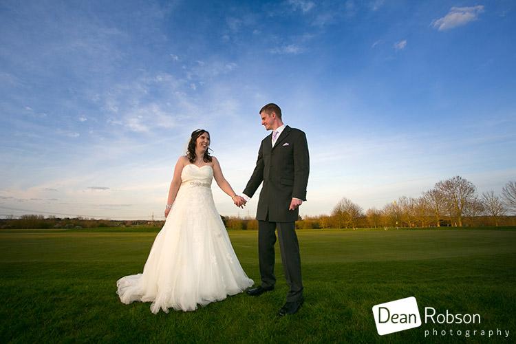 Wedding Photography at Fynn Valley Golf Club