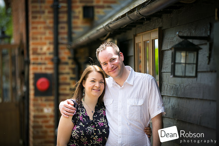 Tewin Bury Farm Pre-Wedding Shoot
