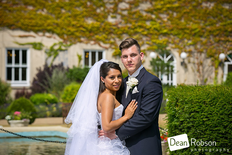 Down Hall Wedding Photography July