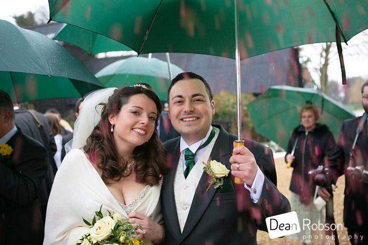 A Winter Wedding at South Farm