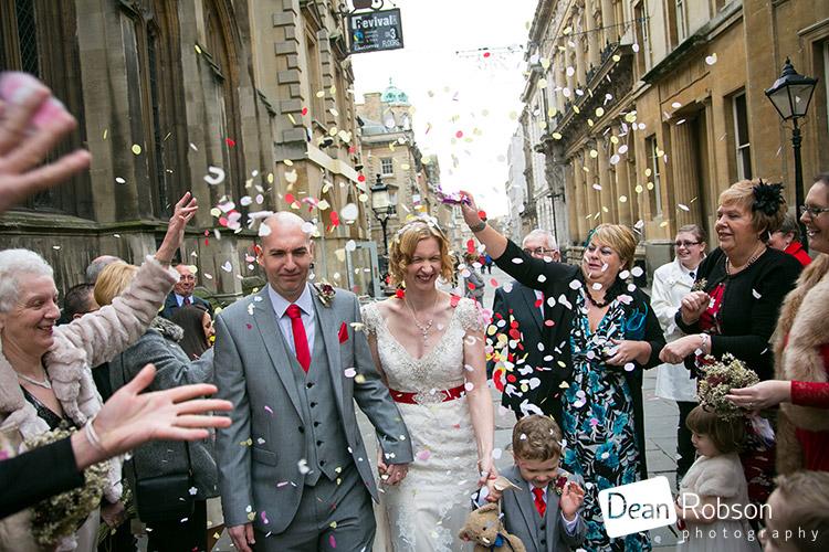Wedding Photography at The Bristol Hotel