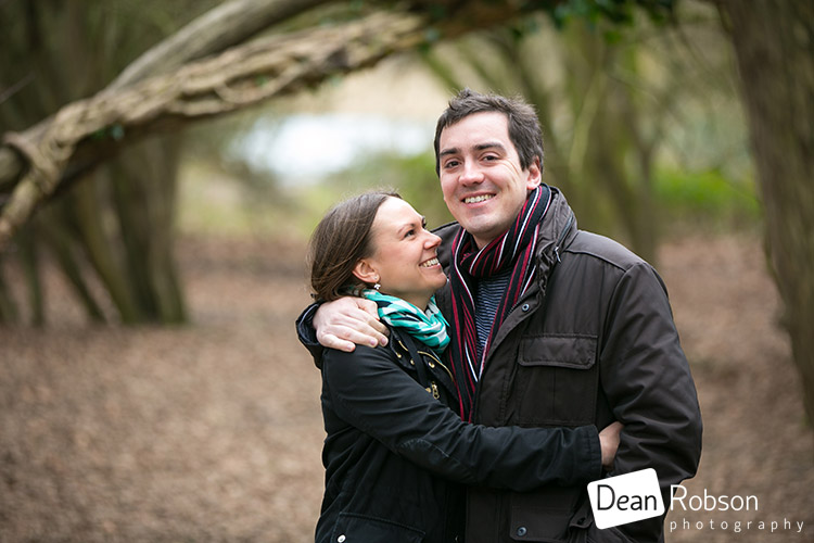 Pre-Wedding Shoot Hatfield Forest Essex 03