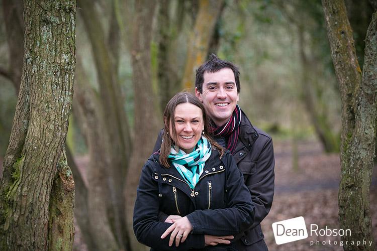 Pre-Wedding Shoot Hatfield Forest Essex 09