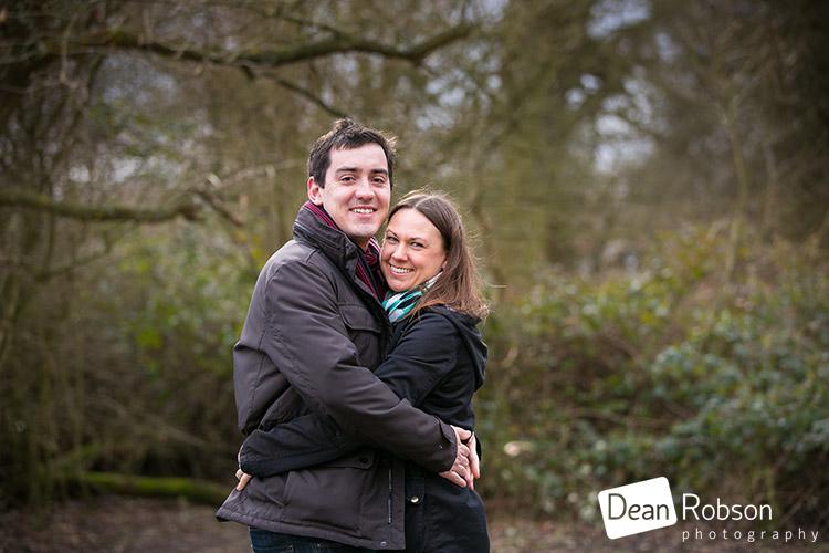 Pre-Wedding Shoot Hatfield Forest Essex 14
