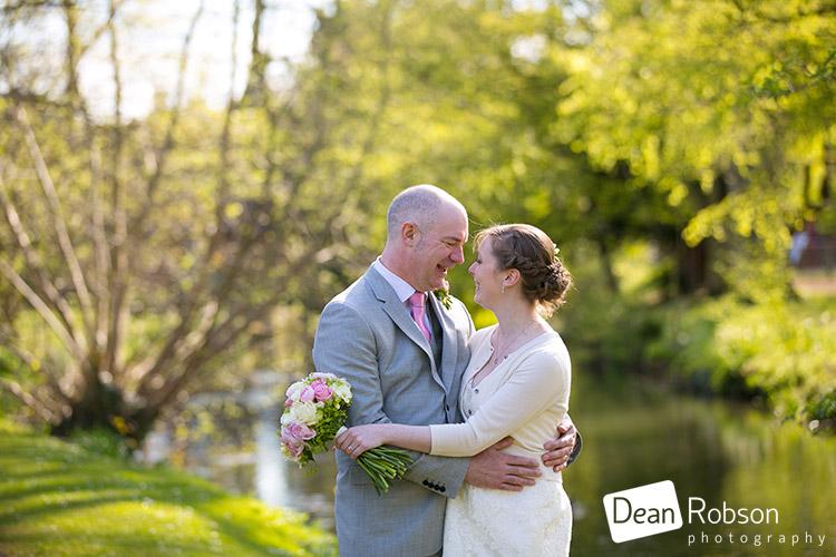 Hertford Registry Office and Hertford Castle Gardens Wedding Photography