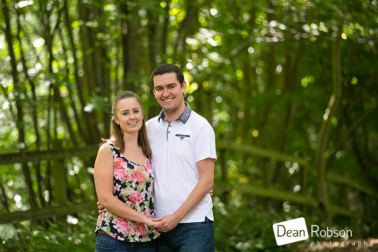 High Woods Country Park Pre-Wedding Shoot