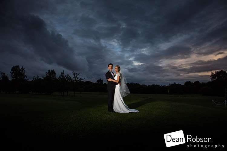Elsenham Golf Club Wedding Photography