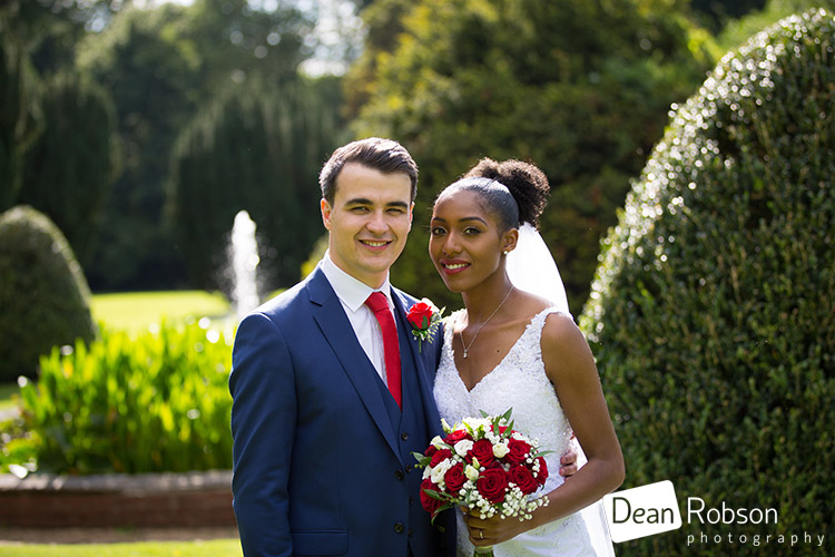 Hunton Park Summer Wedding Photography