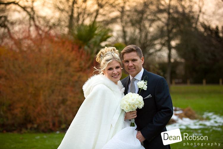 Winter Fennes Wedding Photography