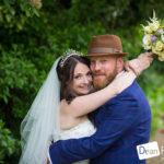 reid rooms wedding portrait