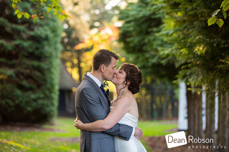 Needham House Hotel Autumn Wedding Photography